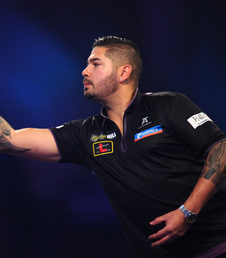 Klaasen in vier sets langs Burness, clash met Van Gerwen wacht