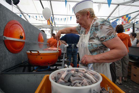 De 49ste editie van het Palingfestival in Mariekerke wordt geannuleerd.