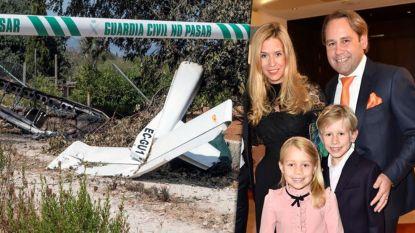 """Miljonairsgezin sterft in helikoptercrash op Mallorca: """"August was op weg naar restaurant om 43ste verjaardag te vieren"""""""