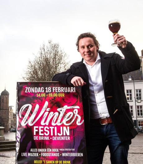 Weekendtips: Winterfestijn op het plein en topsport in Apeldoorn