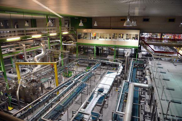 AB InBev heeft een duurzame oplossing gevonden voor de restalcohol uit alcoholvrij bier.