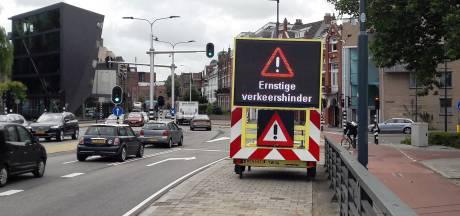 Julianaplein Den Bosch voor ruim twee maanden afgesloten