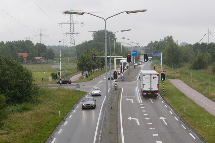 De Wolfsputterbaan bij Helmond.