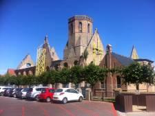 Eindelijk start herbouw afgebrande kerk in Vlaams Westkapelle