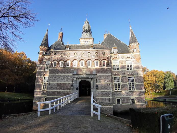 Kasteel Wijchen, het 'huis' van de Wijchense gemeenteraad.