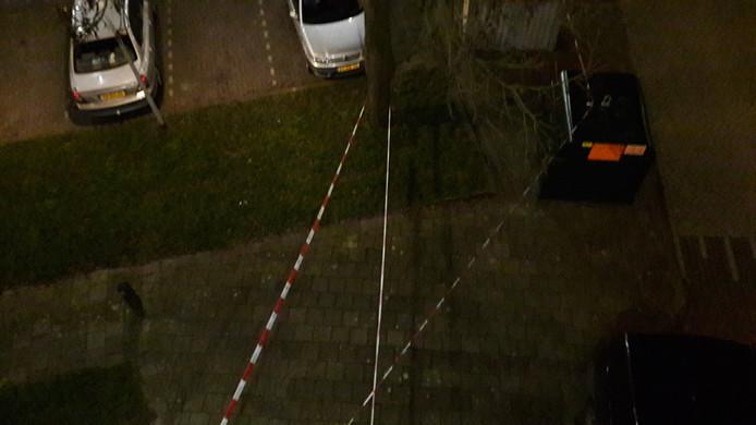 Schietpartij in Zwijndrecht. Meerdere plekken afgesloten.