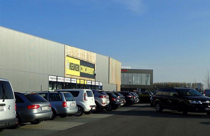 Belgische auto's stonden afgelopen weekend zij-aan-zij in Hulst.