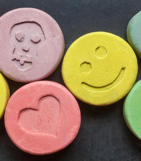 Drie uitgebrande jerrycans drugsafval gevonden bij Oosterhout