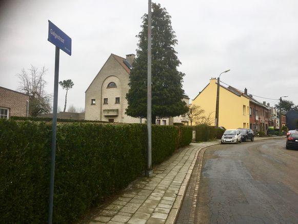 De Galgenstraat in Mechelen