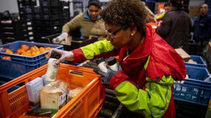 """Voedselbanken voelen tol van hamsterwoede: """"Werking dreigt stil te vallen"""""""