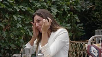 Valerie De Booser emotioneel door mooie woorden vriendin
