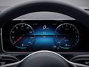 Het interieur van de Mercedes-Benz A-Klasse Hybride