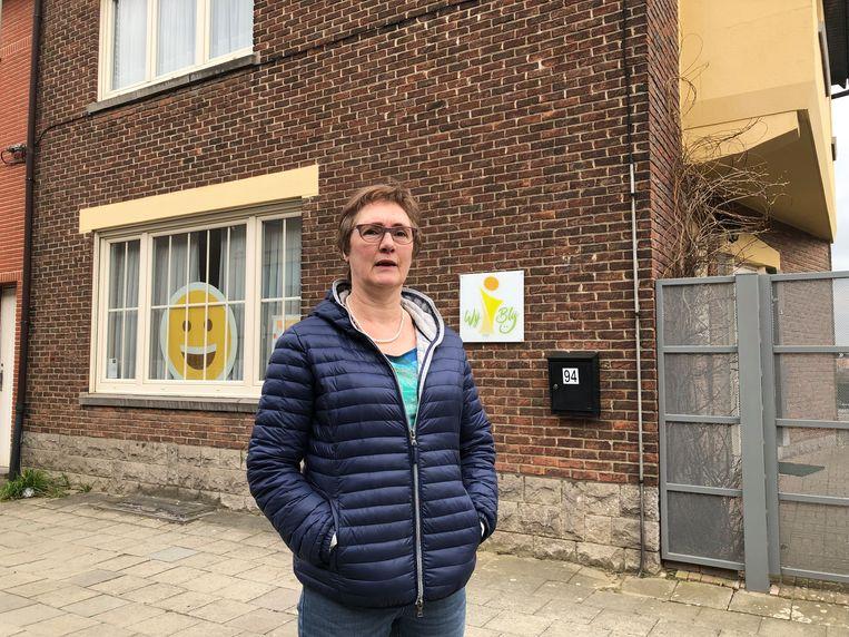 Initiatiefneemster Katrien Verhaeghe en haar man zijn er het hart van in maar willen zo snel mogelijk terugvechten.