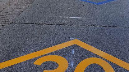 Octopus-wegmarkeringen aan zes scholen