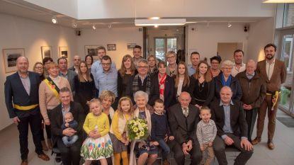 Etienne en Martha 60 jaar gehuwd