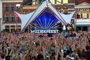 Waalwijk rekent erop dat zo'n zeven- tot achtduizend mensen het Muziekfeest op het Plein woensdag bezoeken.