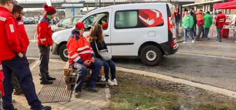 Piquets de grève chez Bpost à Charleroi, perturbations à Mons