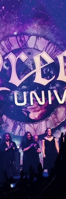 Podiumschuwe Ayreon spreekt duizenden fans in 013 voor eerst toe: 'This scares the shit out of me!'