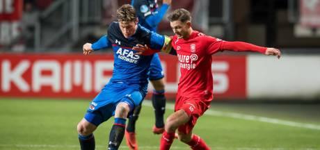 Kvasina en Laukart trefzeker voor Jong FC Twente