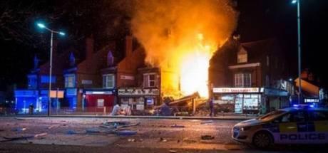 Vier zwaargewonden na enorme explosie in Britse stad