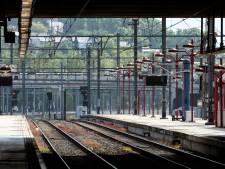 Fortes perturbations sur la ligne Namur-Bruxelles, après vol et vandalisme