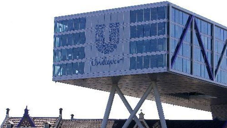 Unilever zag in het derde kwartaal de inkomsten teruglopen. Foto ANP Beeld