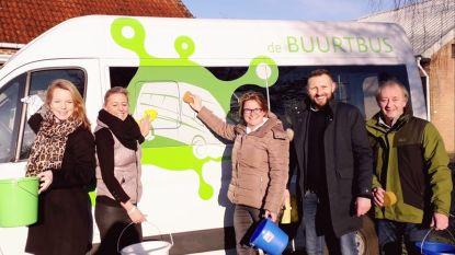 Buurtbus wordt ook ingezet als openbaar vervoer