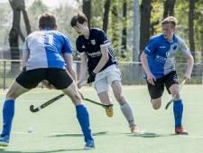 Hockeyers Ede slaan toe in Hilversum
