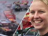 Laura's vader gaf racehobby op na zware crash, nu is ze zelf coureur