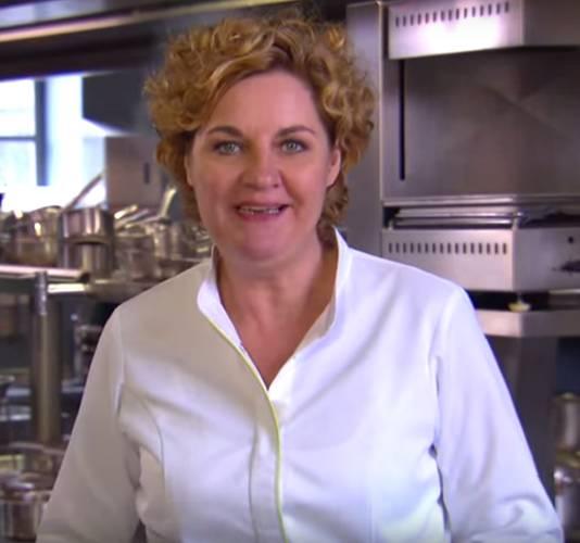 Angélique Schmeinck in Hollandse Keukenmeesters.