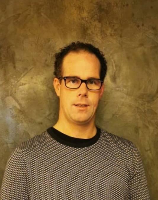 Martijn Hendriks, sinds dit jaar engineer bij Viditel.