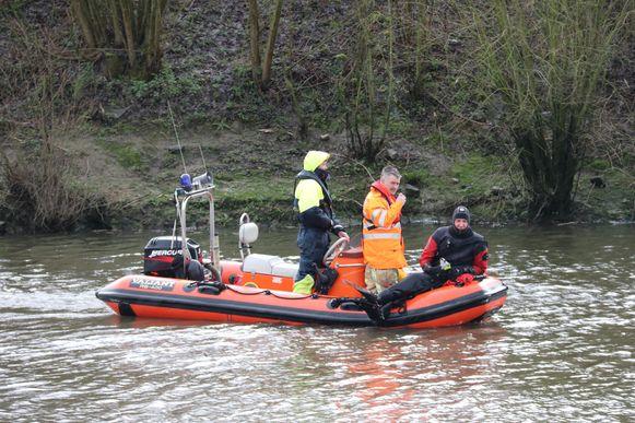 Het lichaam werd gisteren aangetroffen in de Dender ter hoogte van Oudegem.