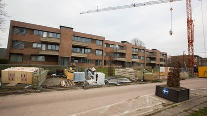 110 bouwvakkers verliezen hun job