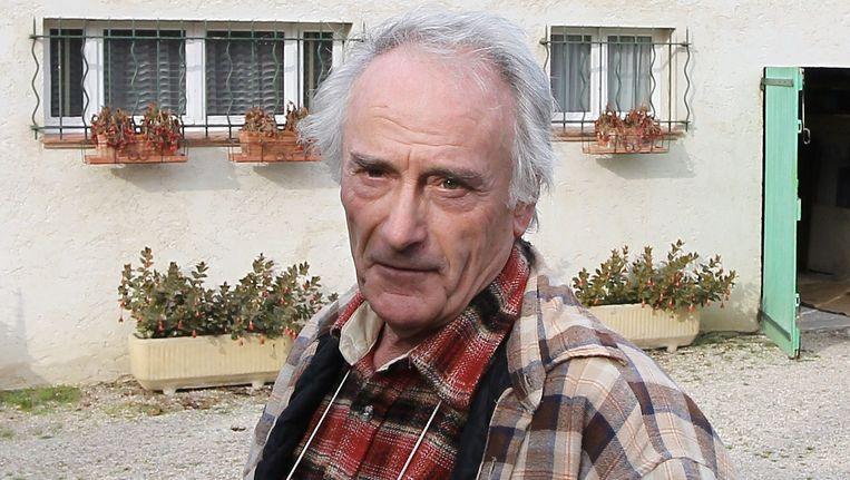 De oud-electriciën Pierre Le Guennec