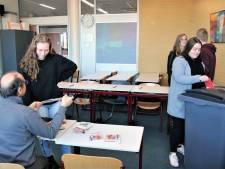 CDA en ChristenUnie krijgen meeste stemmen van Hardenbergse scholieren