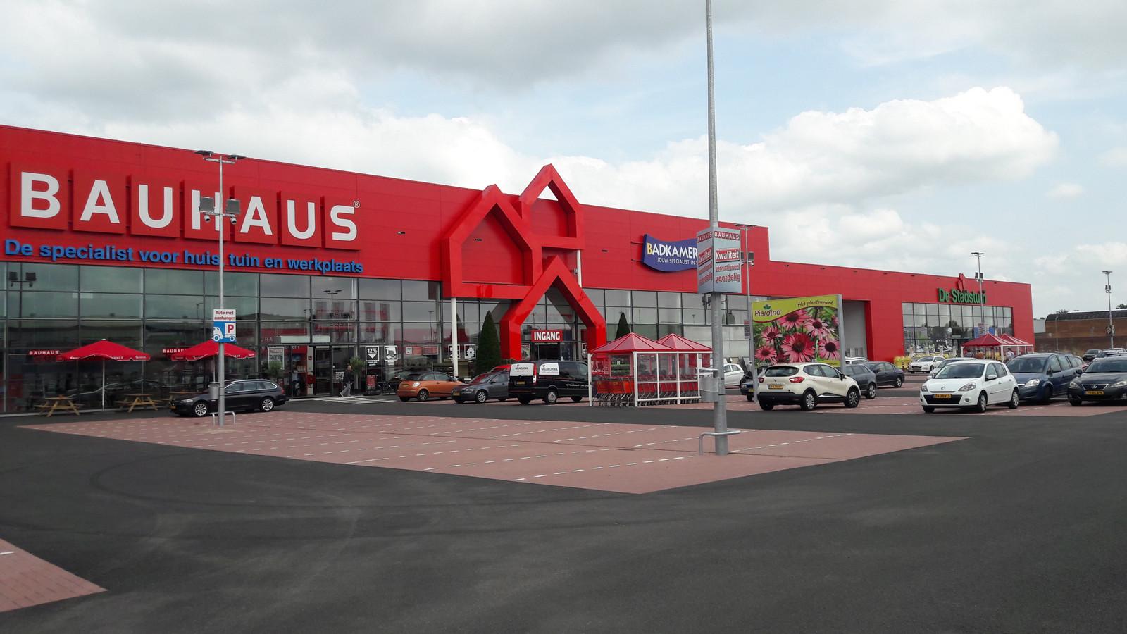 Bauhaus in Venlo.