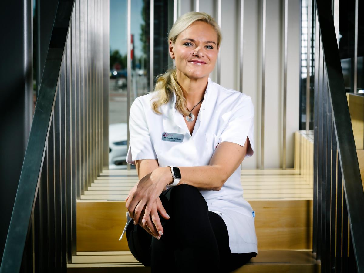 Cardioloog Janneke Wittekoek: ,,Leefstijl is de belangrijkste oorzaak van hart- en vaatziekten.''