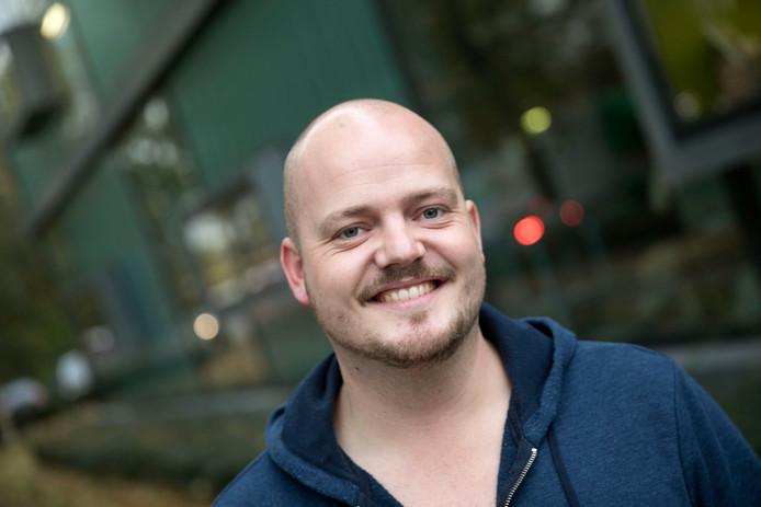 Vic van Dijck, jongerenwerker in Gemert-Bakel.