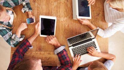 Digitale kloof tussen jong en oud stilaan gedicht: steeds meer twintigers bang van technologie