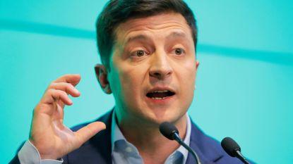 Nieuwe Oekraïense president vraagt Europese hulp om oorlog te beëindigen