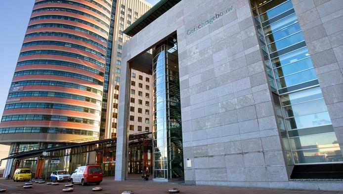 De Rotterdamse rechtbank.