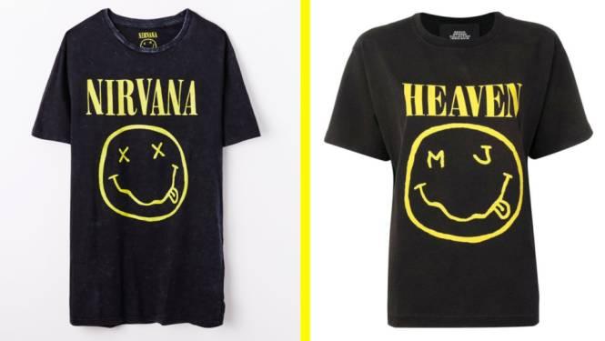 Oorlog om de smiley: grungeband Nirvana en modeontwerper Marc Jacobs bekvechten over iconisch logo