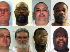 Opnieuw problemen bij uitvoeren doodstraf Arkansas