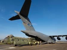 'Back Home': Laatste Chinook uit Mali geland op Gilze-Rijen