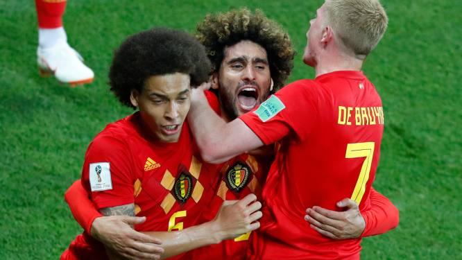 Marouane Fellaini vandaag jarig: vijf Duivelse goals van 'Big Fella' om in te lijsten