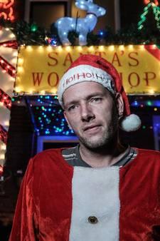 Dennis ziet weer lichtpuntje voor zijn kersthuis na verwoestende hagelbui