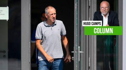 """Hugo Camps: """"Buitenlandse coaches brengen hun eigen staf mee. De vraag naar enig protectionisme dringt zich op"""""""