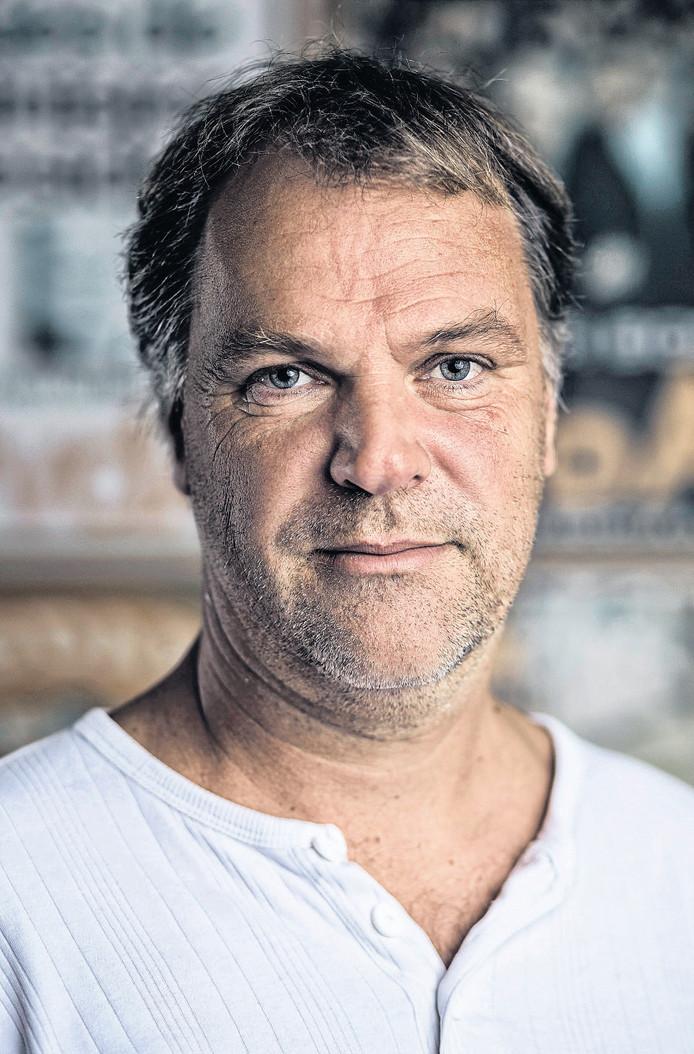Hans Spekman (48), PvdA-voorzitter