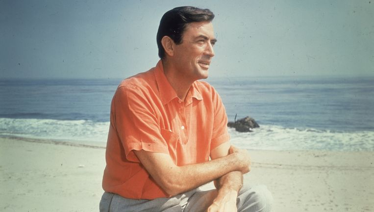 Gregory Peck Beeld Getty Images