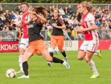 Ook geen kampioen eredivisie vrouwen, PSV gaat Champions League in